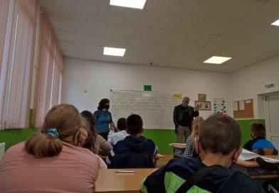 Бинарен урок с Росица Кавалска и Георги Георгиев