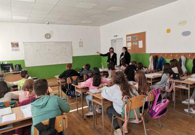 Бинарен урок с Марушка Странджалиева и Юлия Димитрова